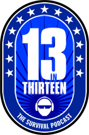 Thirteen Skils Badge