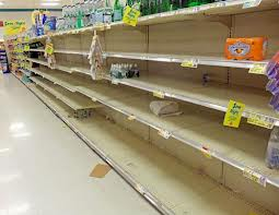 grocery after sandy